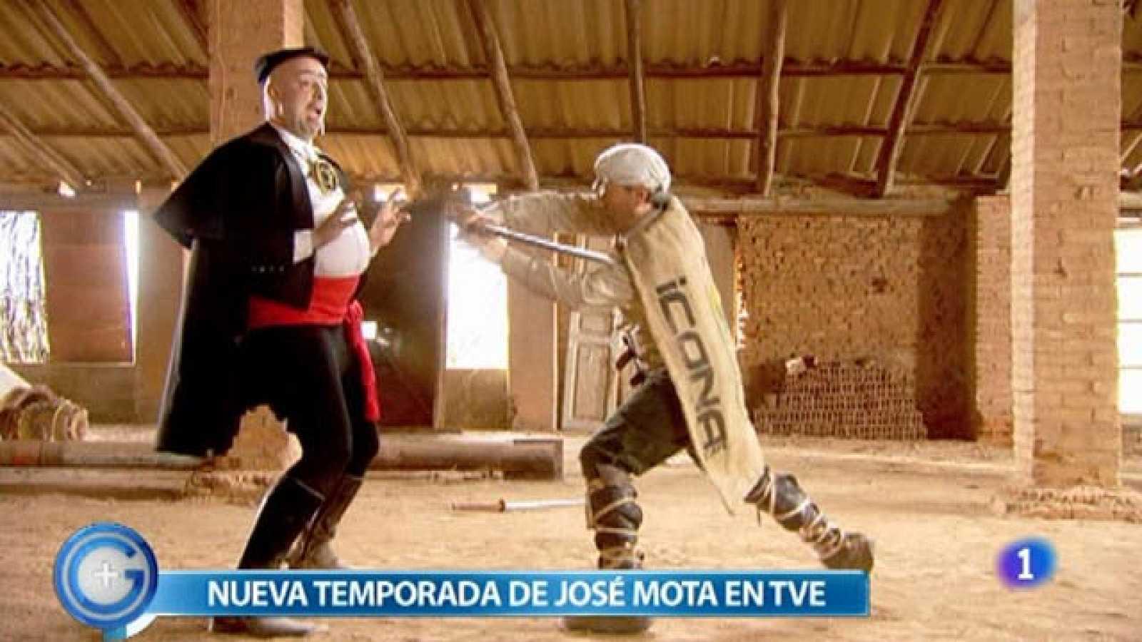 Más Gente - José Mota vuelve a Televisión Española