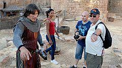 Clip exclusivo del Making of de 'El Capitán Trueno y el Santo Grial'
