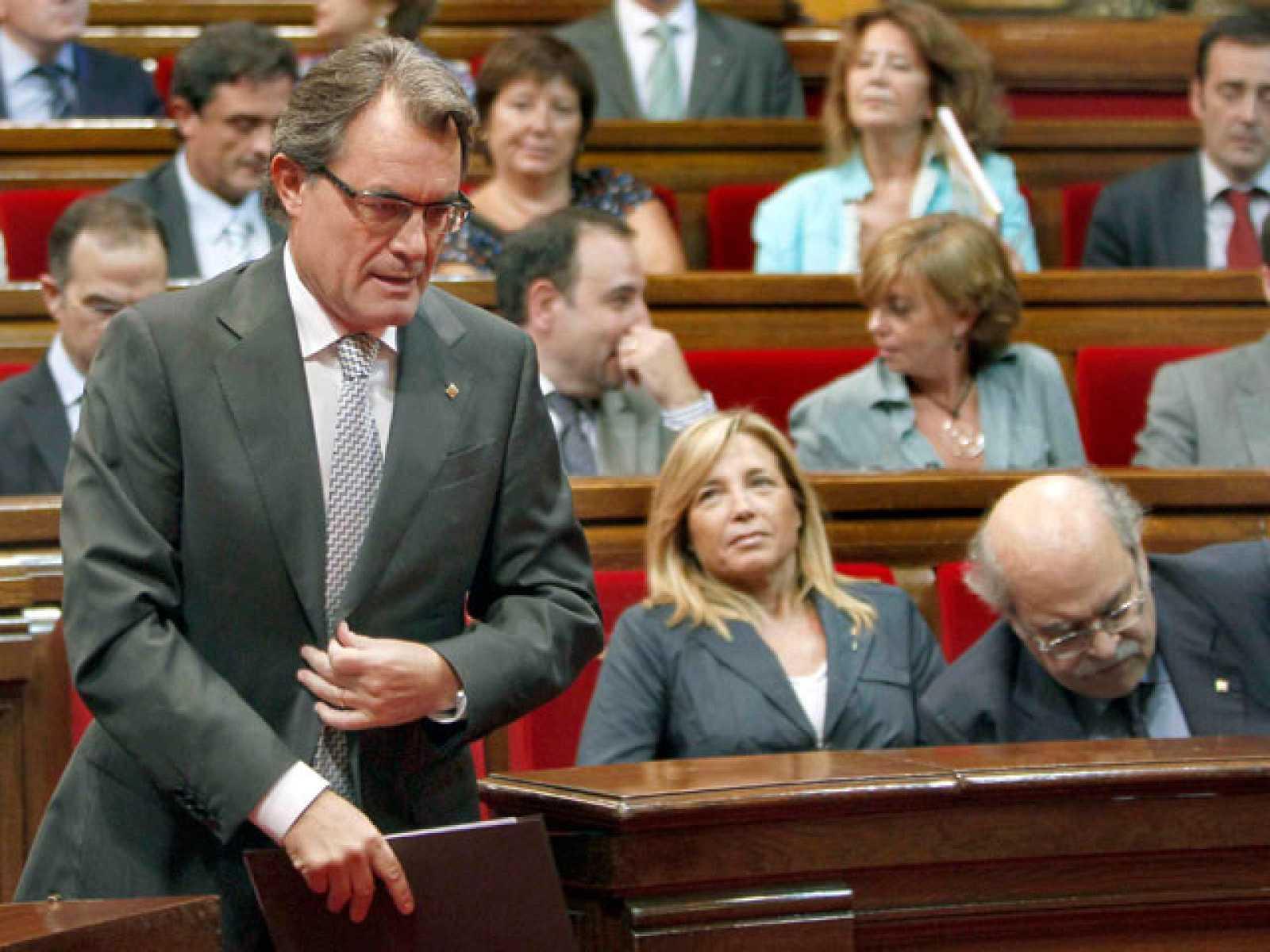 La Generalitat de Cataluña aplaza dos meses el pago a geriátricos y centros de discapacitados