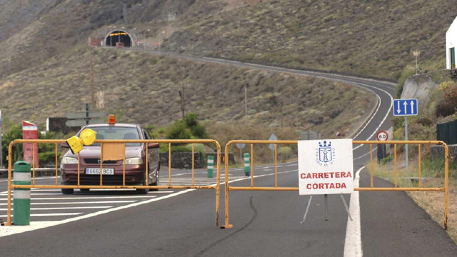Las autoridades piden calma en la isla de El Hierro pese al nivel amarillo de riesgo sísmico