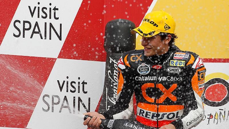 Se culminó la remontada que empezó en el GP de Silverstone. Marc Márquez cambió la tornas en la general del Mundial y se aupó al liderato de la categoría intermedia. Márquez, segundo en Motegi, llegará a Australia con un punto de ventaja sobre Stefan
