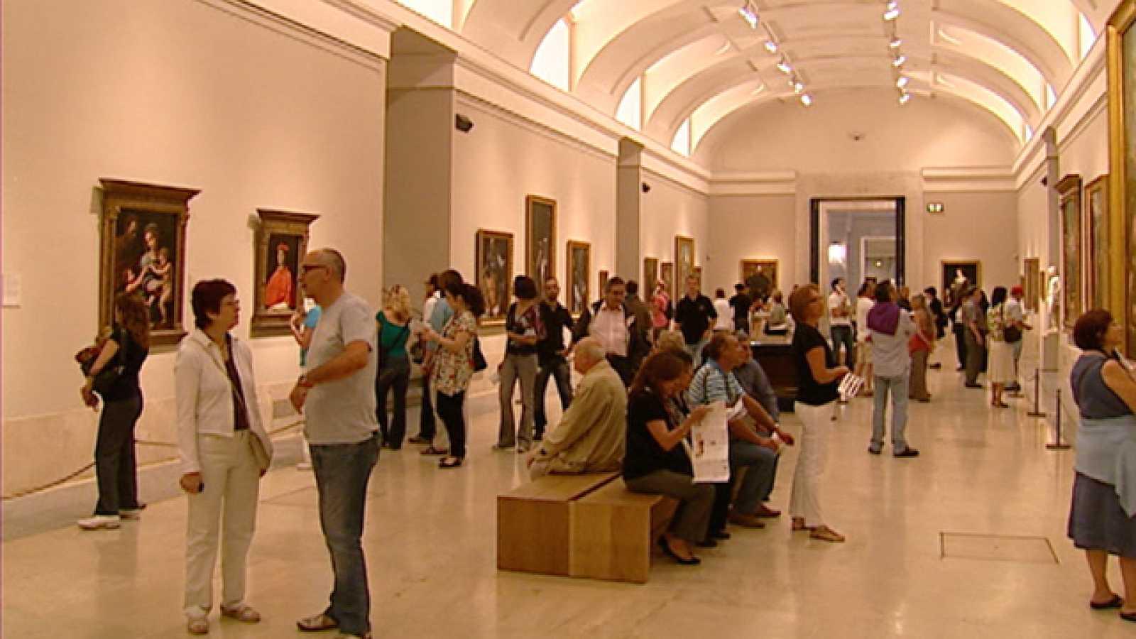 Proyecto en torno a los visitantes en el Museo del Prado