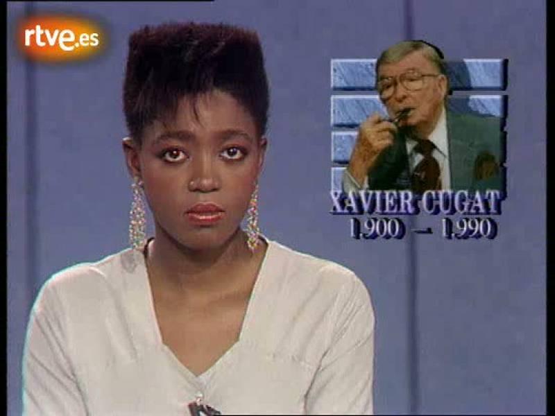 Muere Xavier Cugat (1990)