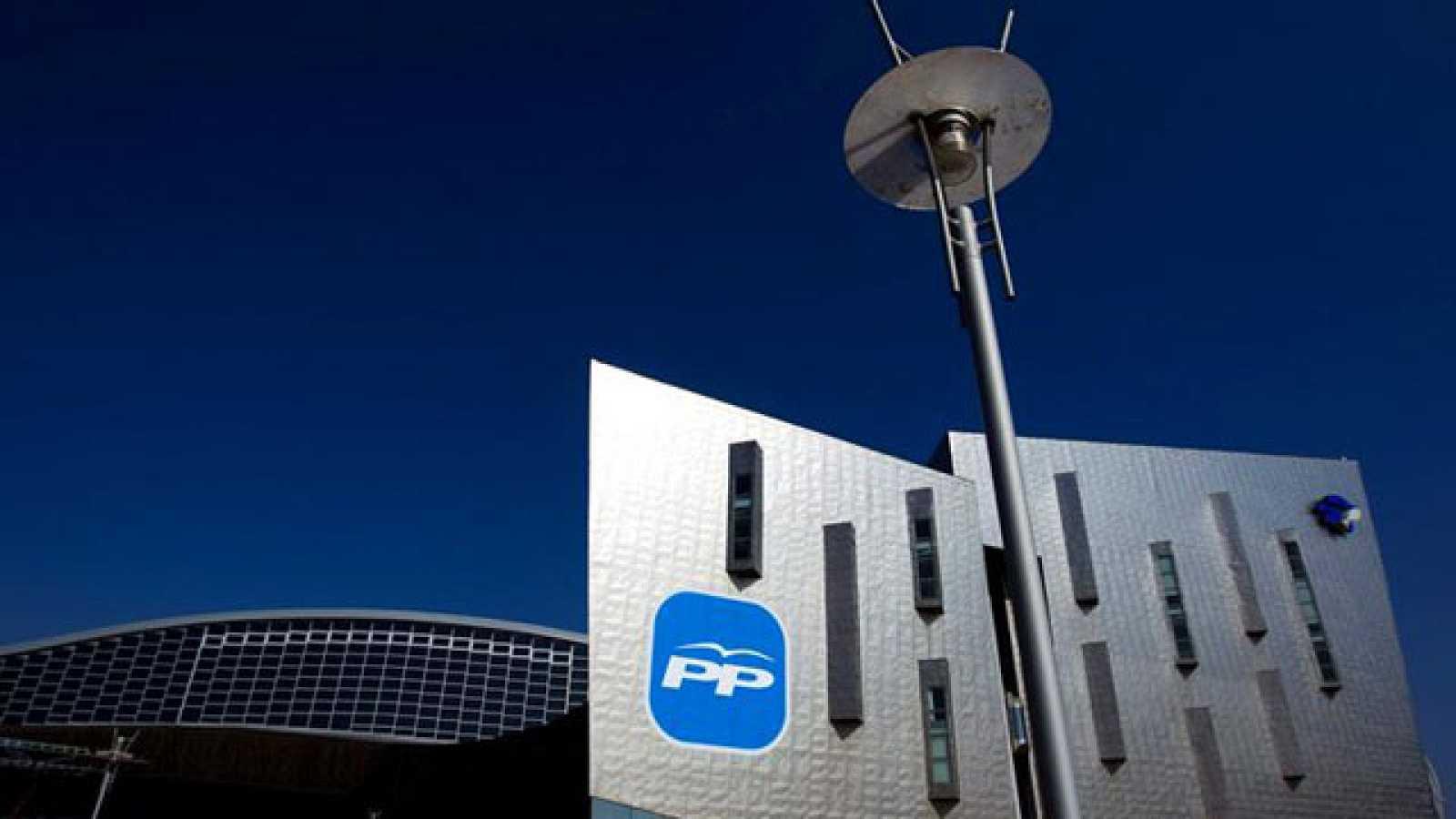 Arranca en Málaga la convención nacional del Partido Popular