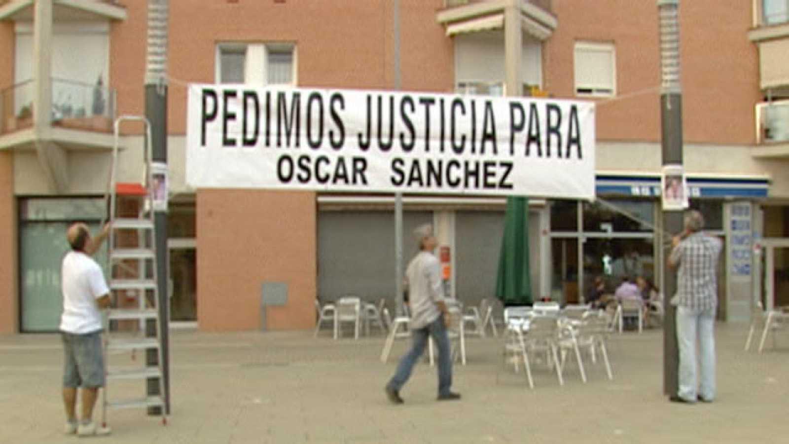 Óscar Sánchez lleva más de un año preso en una cárcel italiana