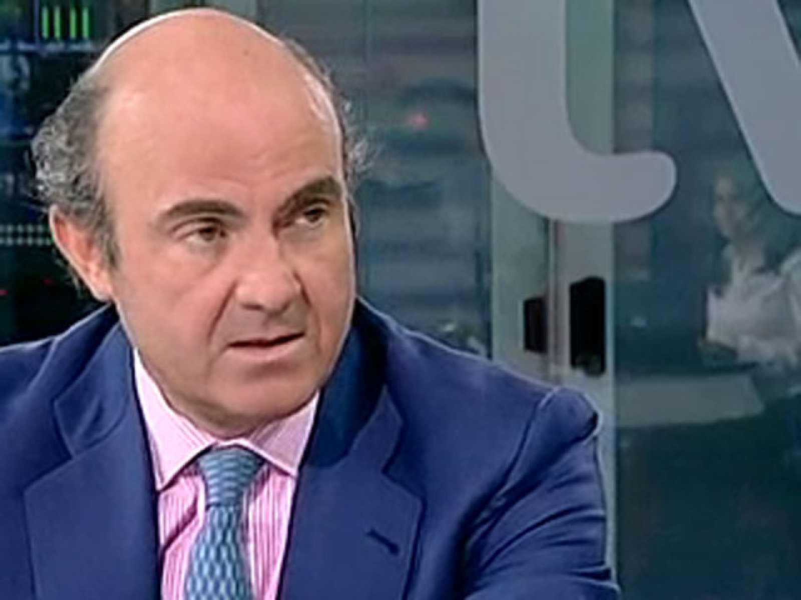 De Guindos: hay que intentar que la guita a Grecia no contagie a otras economía como la española
