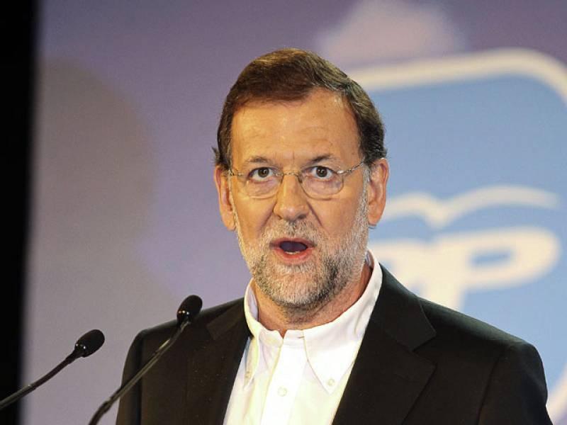 Rubalcaba se reúne con Gordon Brown y Rajoy con empresarios vascos