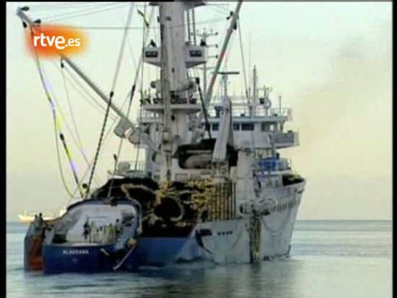 El 'Alakrana' repele un nuevo ataque de piratas en el Índico