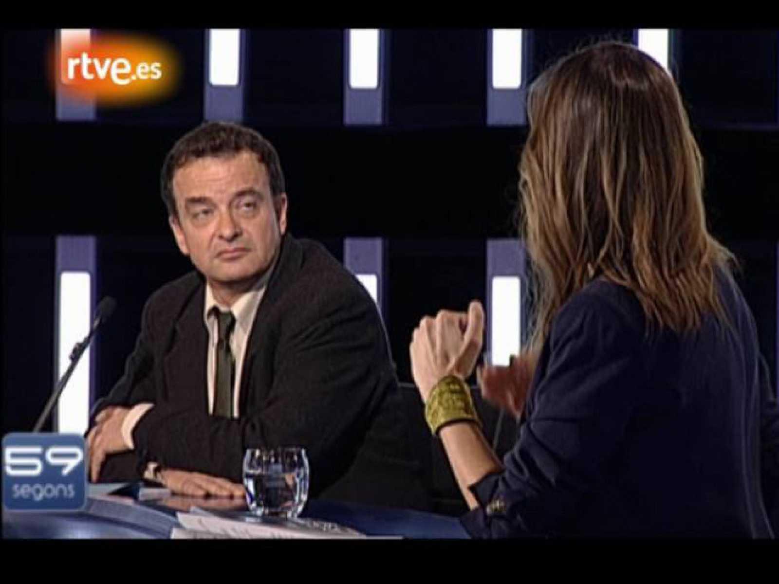 Alfred Bosch, en 59 Segons (Edición catalana)