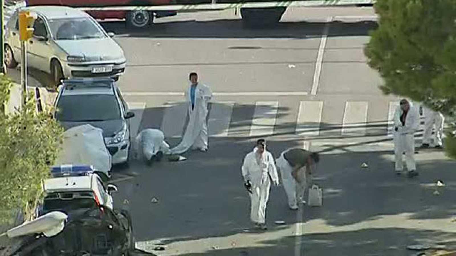 Los últimos atentados de la banda terrorista ETA
