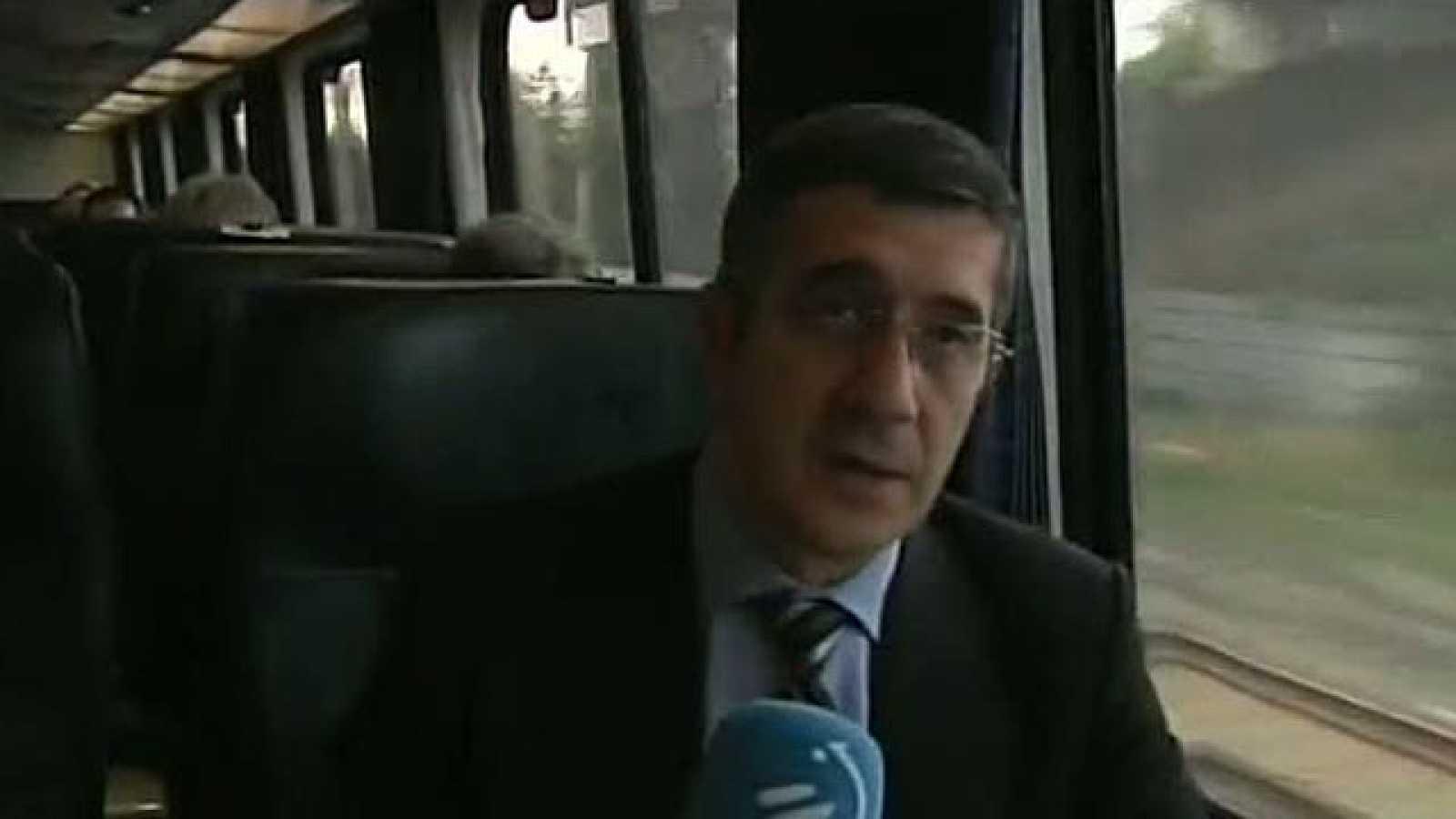 "Patxi López: ""ETA no ha logrado ninguno de sus objetivos"""
