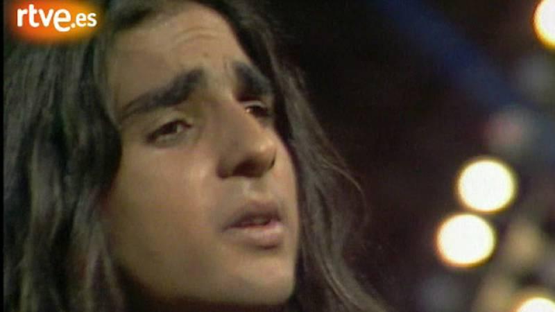 Antonio Flores en 'Aplauso' (1980)