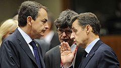 """Rodríguez Zapatero anuncia un """"canal permanente de información"""" con francia tras el comunicado de ETA"""