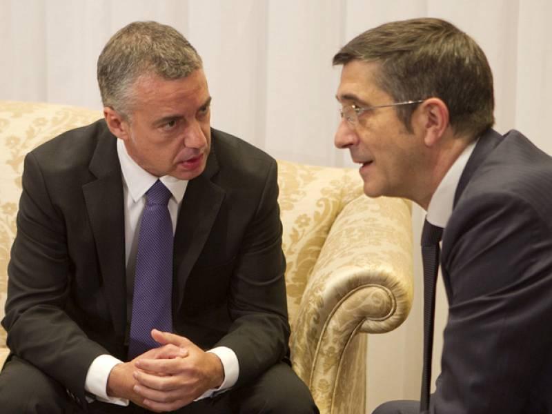 El PNV pide un adelanto electoral y el fin de la ley de partidos y de la doctrina Parot