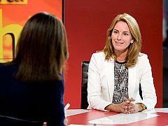 """Arantxa Quiroga: """"Siempre he tenido esperanza en la sociedad vasca, no en lo que diga ETA"""""""