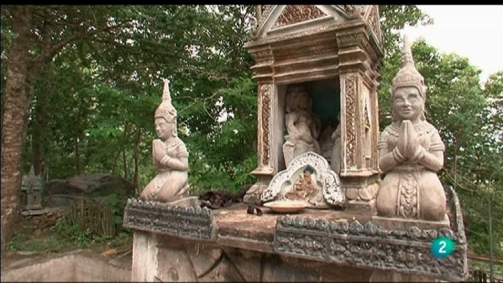 Buscamundos - Camboya, rincones insólitos - Ver ahora