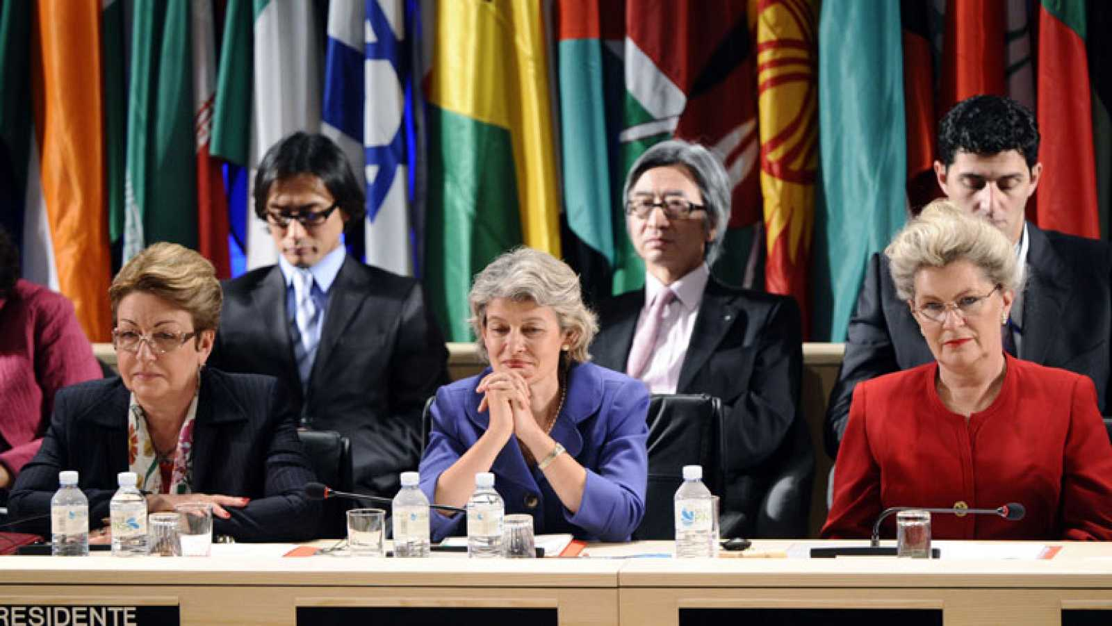 Palestina ingresa en la UNESCO