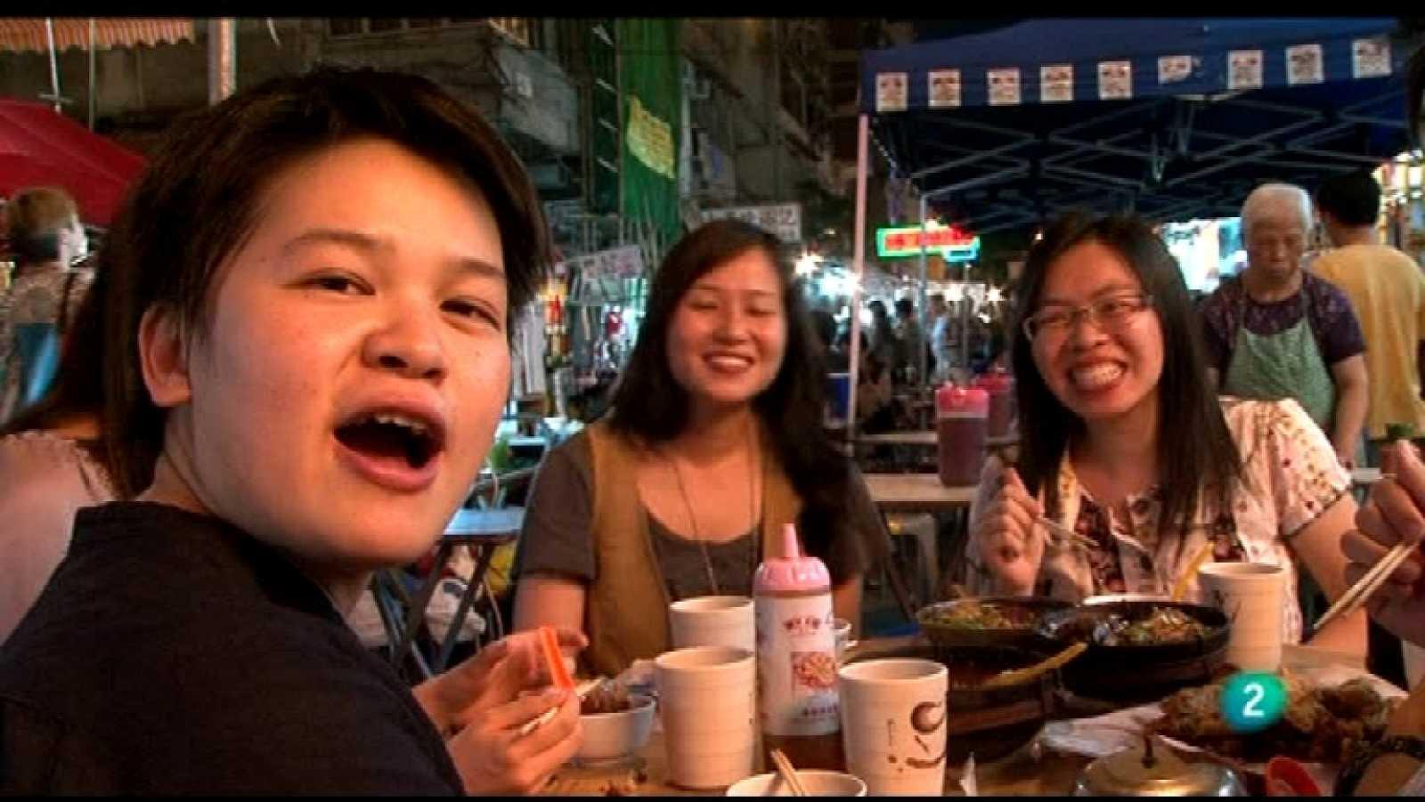Buscamundos - Hong Kong: una ciudad con dos almas - Ver ahora