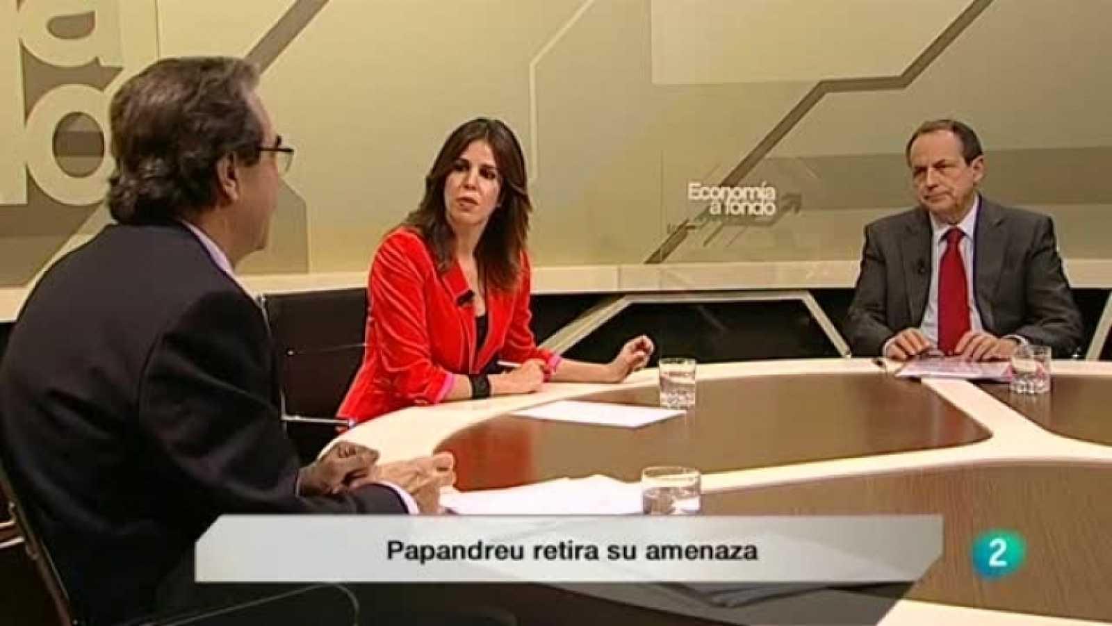 Economía a fondo - 05/11/11 - Ver ahora