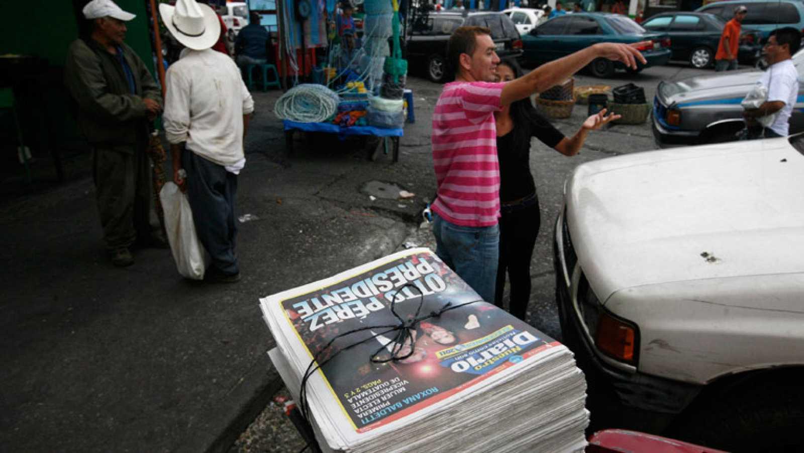 Guatemala espera que el nuevo presidente cumpla sus promesas