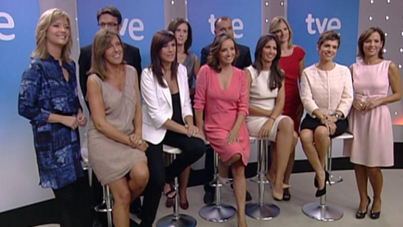 Los servicios informativos de TVE han recibido el Premio Ondas 2011