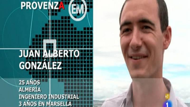 Españoles en el mundo - Provenza - Juan Alberto
