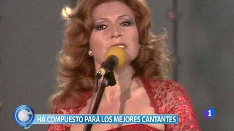 Más Gente - El compositor Manuel Alejandro, galardonado con un Grammy Latino