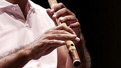 Contenido extra capítulo 6 'Entre2aguas': Alfred Hajjar tocando el kawala