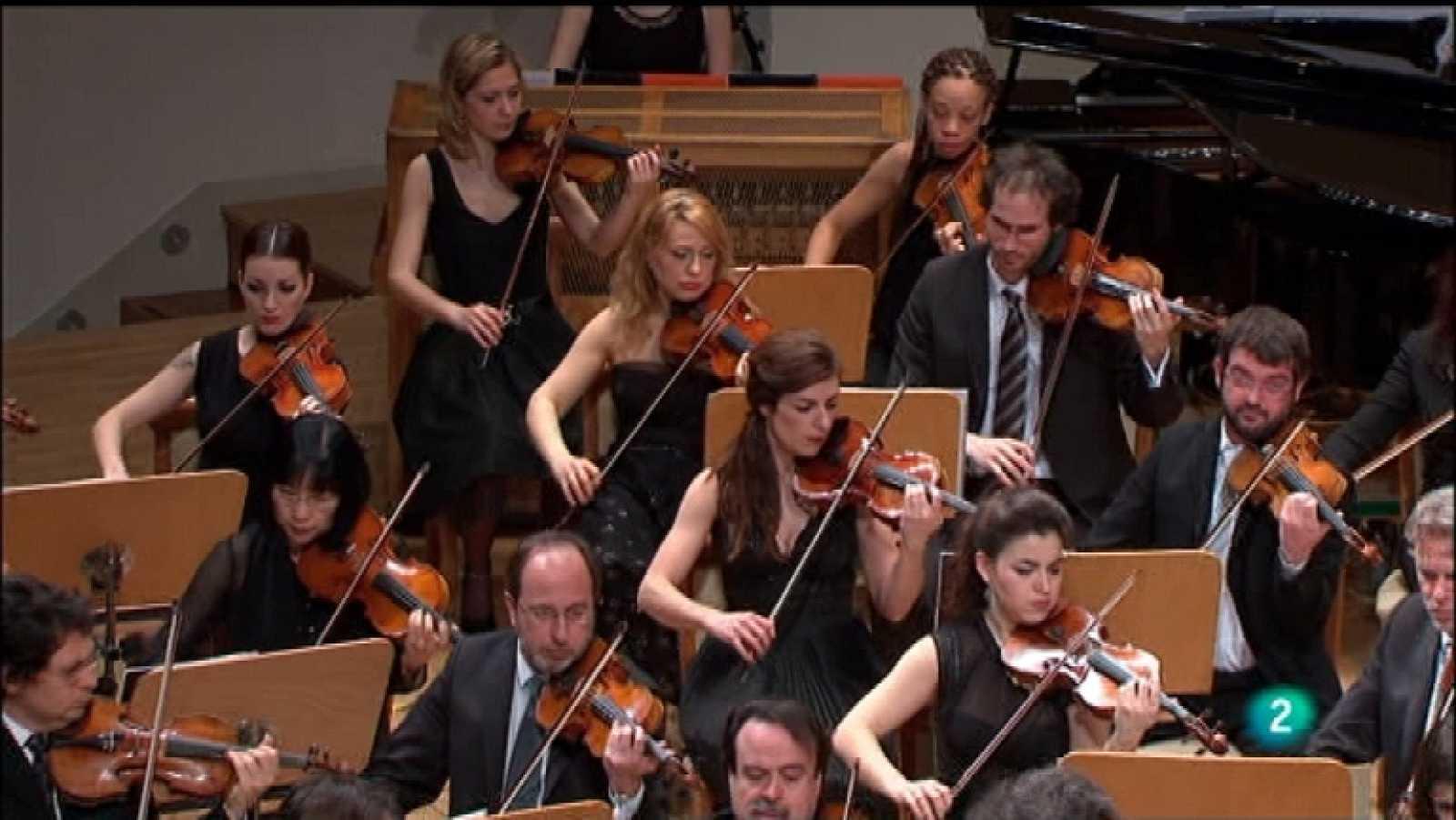Los conciertos de La 2 - Orquesta Nacional Temporada 2010-2011 - Ver ahora