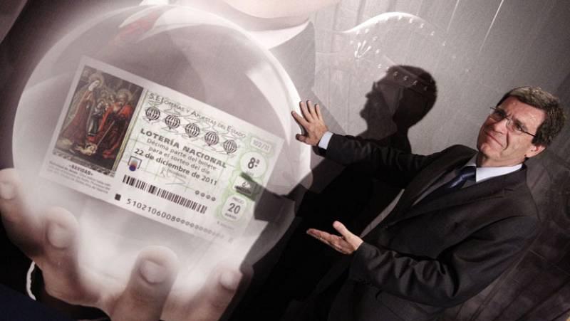 La lotería repartirá más premios este año