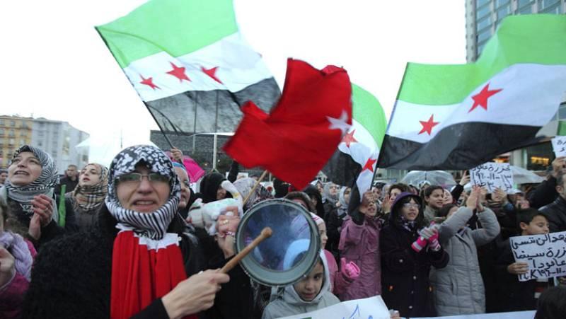La Liga Árabe se reúne por primera vez sin Siria
