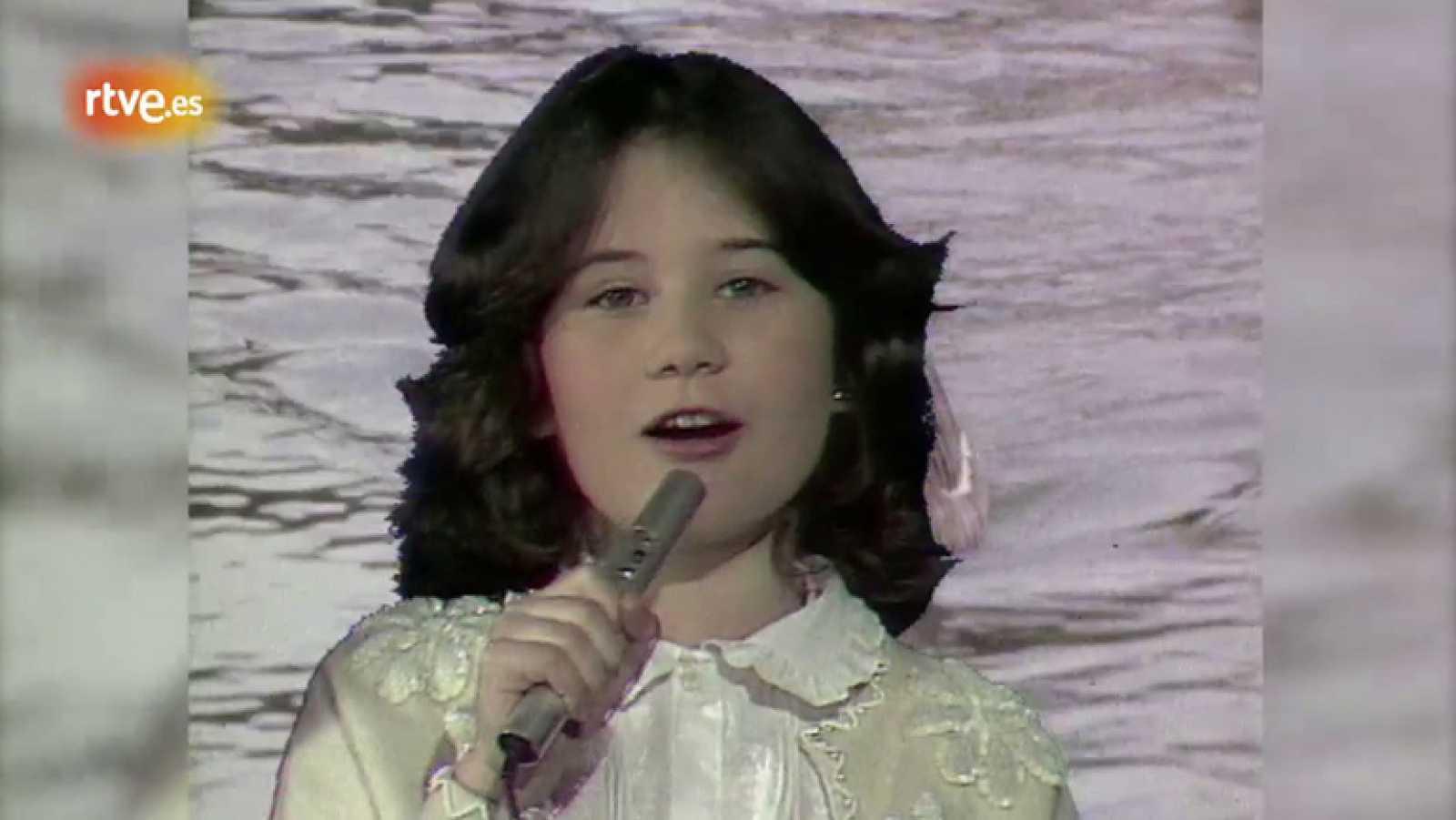 Enrique y Ana cantan 'Amigo Félix' en 'Aplauso' (1980)