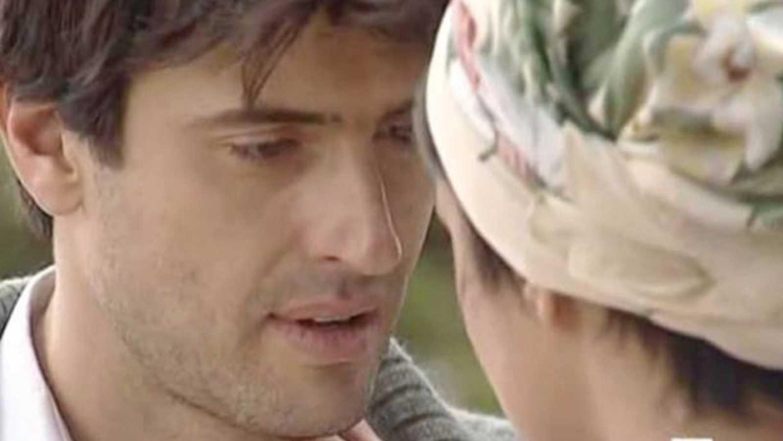 Amar - Fernando se despide de Alicia