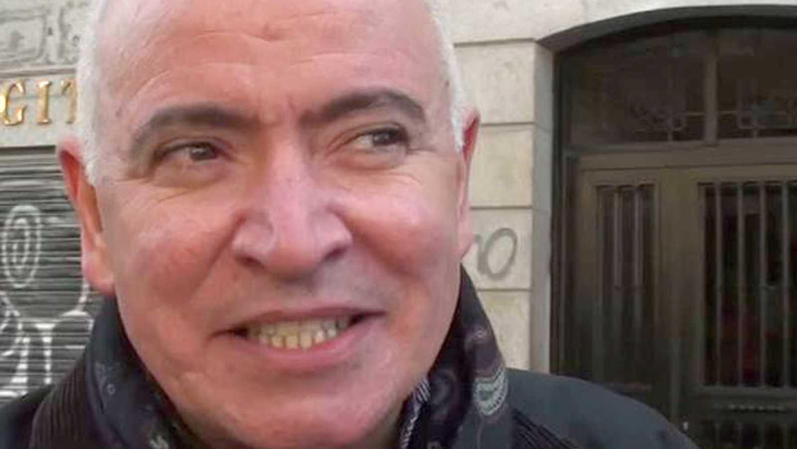 Amigos de Buscamundos - Juan Luis Iborra