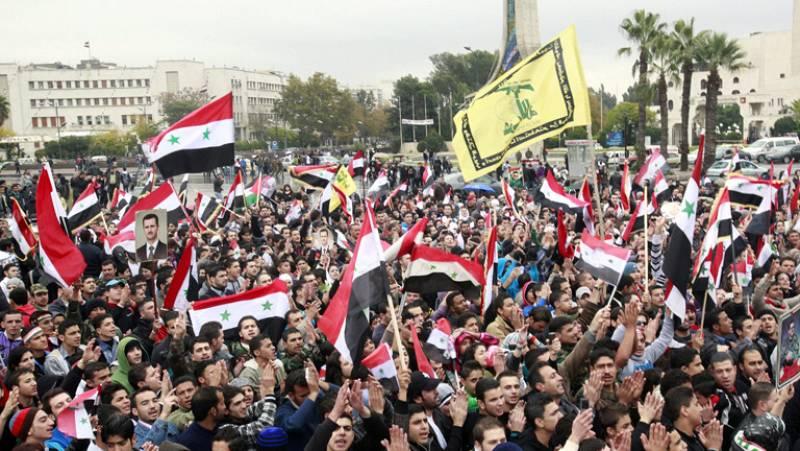 No hay acuerdo para el envío de observadores árabes a Siria