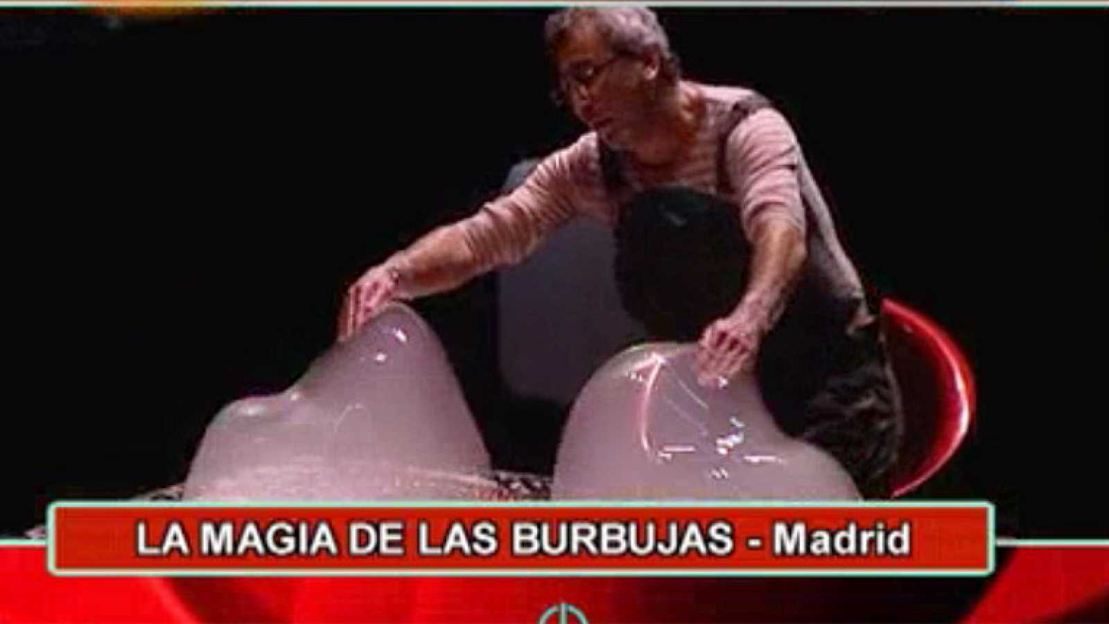 On Off: La magia de las burbujas