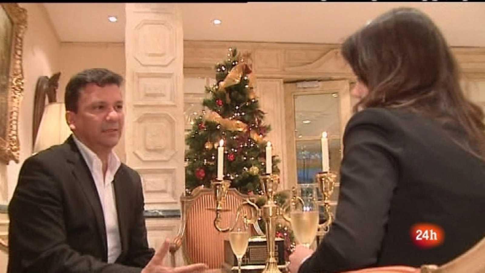 Zoom Tendencias - Navidades de hotel. Las salesas. La cocina Samantha Vallejo -Nájera  - 26/11/11 - Ver ahora