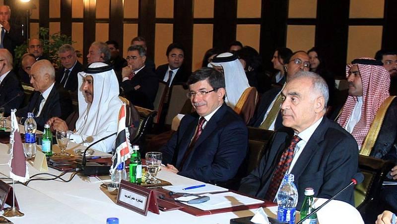 La Liga Árabe impone sanciones económicas a Siria