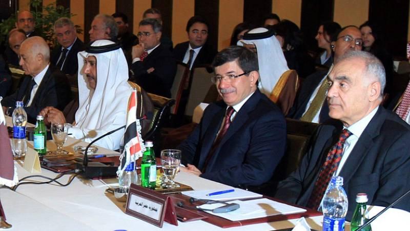 La Liga Árabe sanciona al gobierno sirio por la represión civil