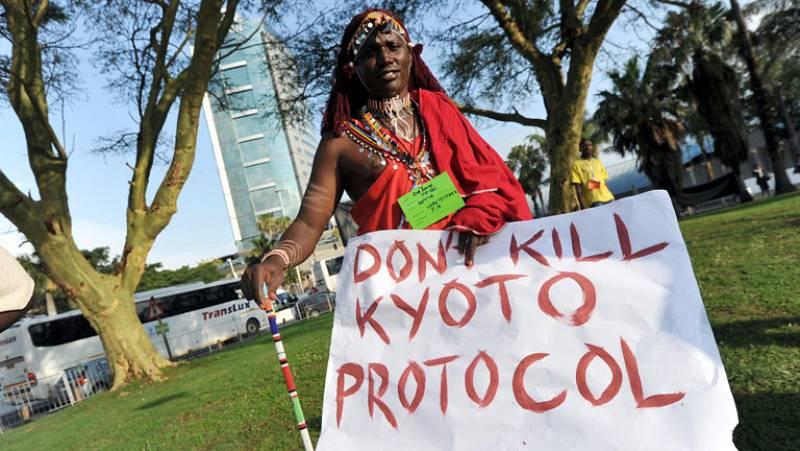 La ONU se propone renovar el Protocolo de Kioto