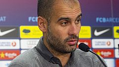 """Guardiola: """"Hay que subir el nivel"""""""