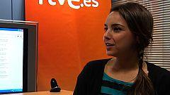 Avance: Chenoa, en la 'videoquedada de RTVE.es'