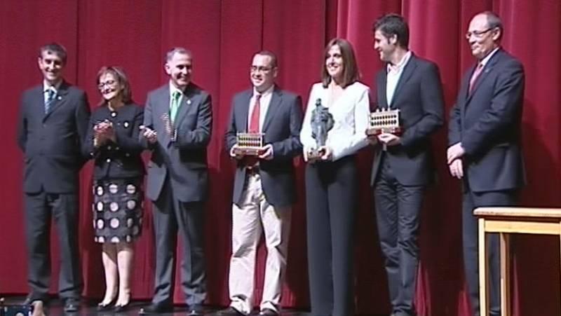 """Ana Blanco y el programa """"Destino España"""" han recibido premios"""