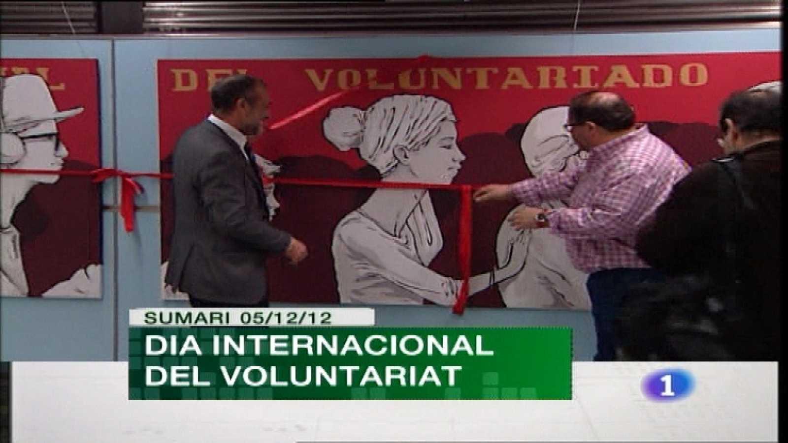 La Comunidad Valenciana en 2' - 05/12/11 - Ver ahora