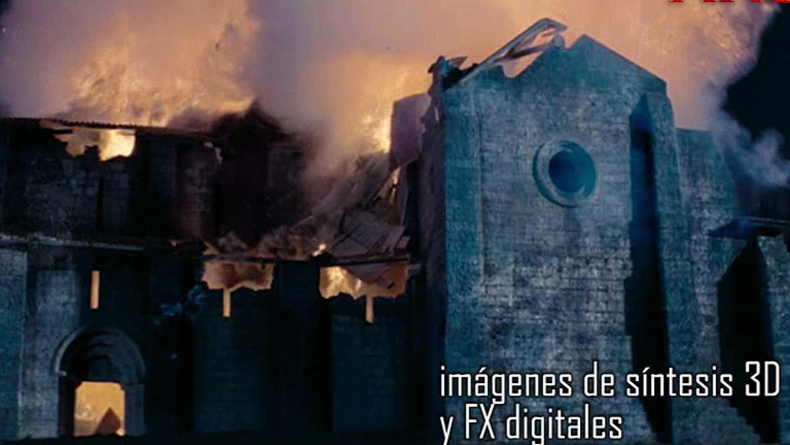 'Lobos de Arga' - Los efectos digitales