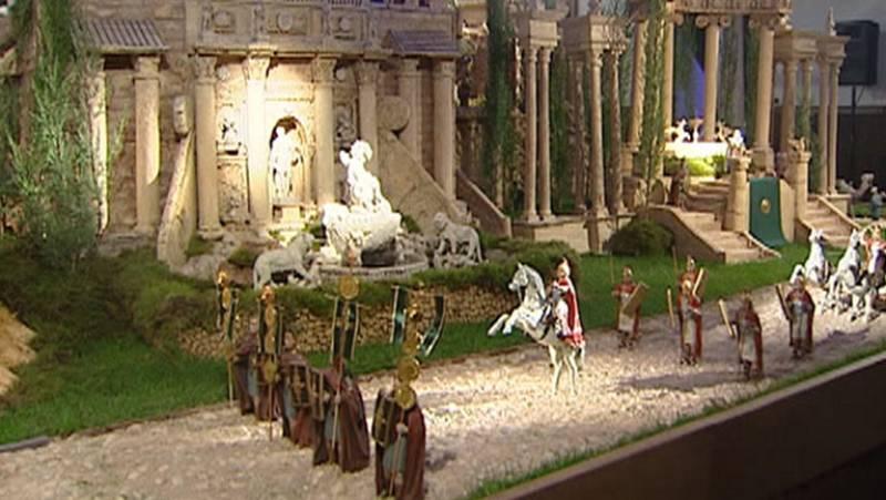 Lorca se prepara la primera navidad tras el terremoto