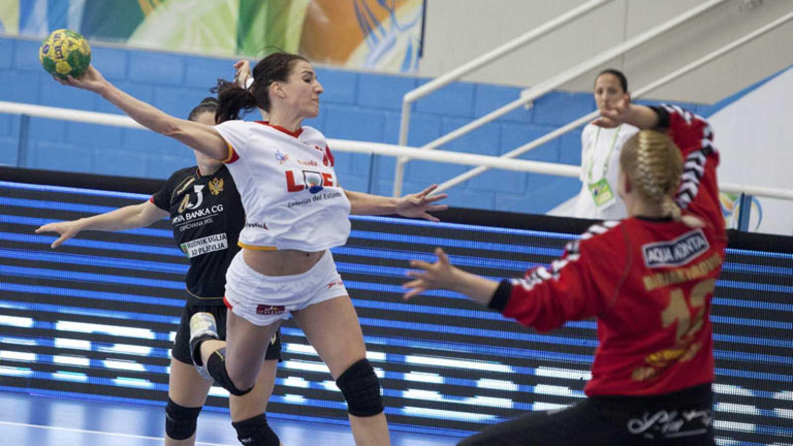 Balonmano Femenino Mundial España Se Cuelga La Medalla De Bronce En El Mundial De Balonmano Femenino Rtve Es