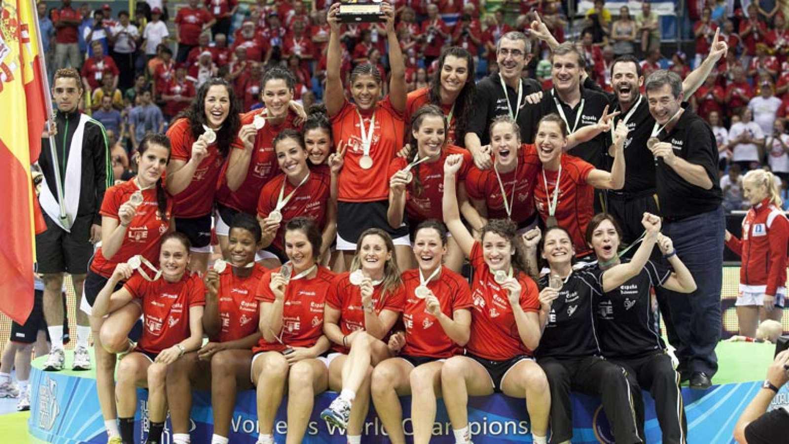 Balonmano Mundial Femenino Partido Tercer Y Cuarto Puesto España Dinamarca 18 12 11 Rtve Es