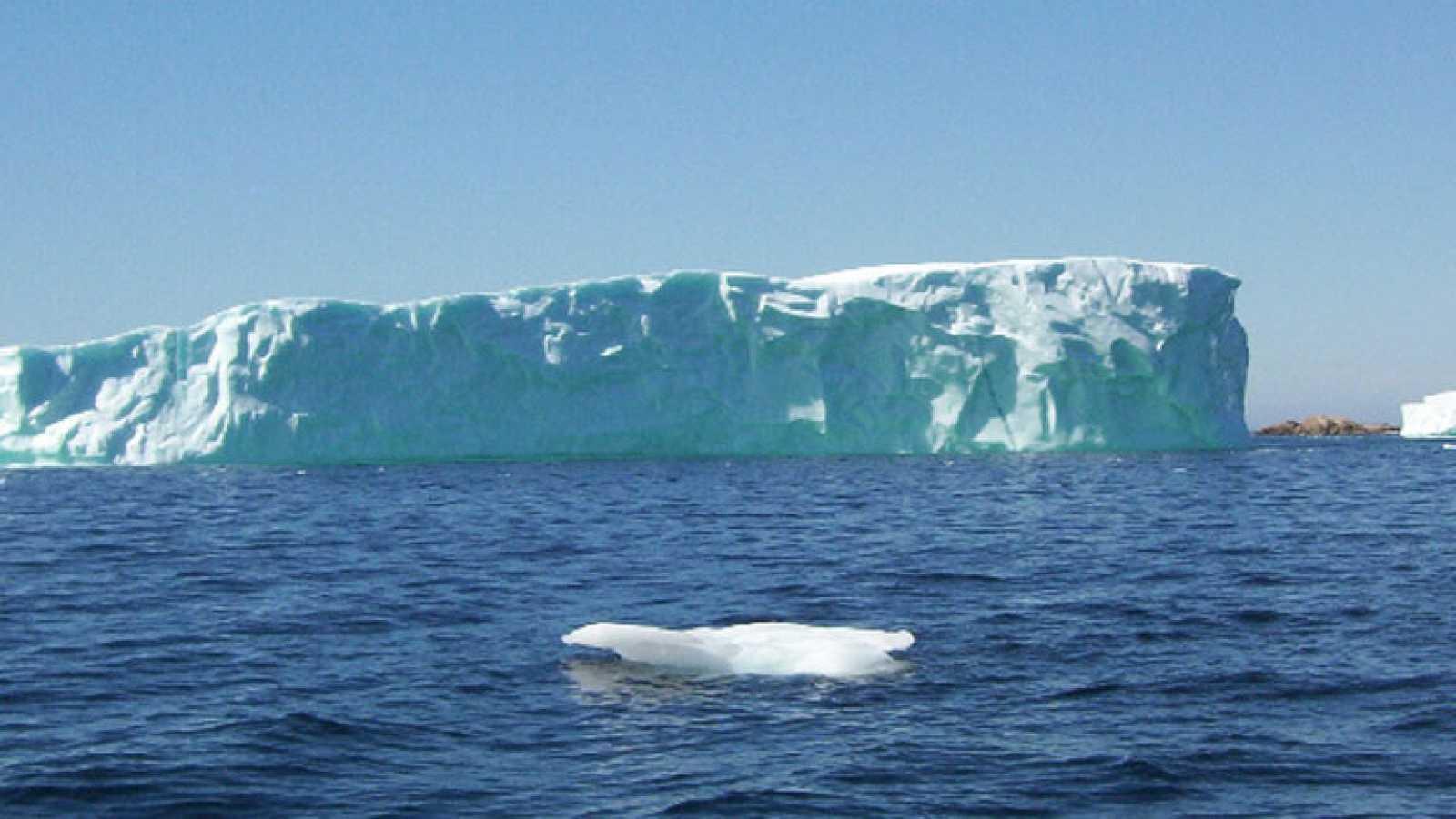 Así nacía el iceberg más grande, al desprenderese un impresionante bloque de hielo en la Antártida.