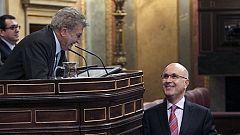 CiU muy crítico con Rajoy